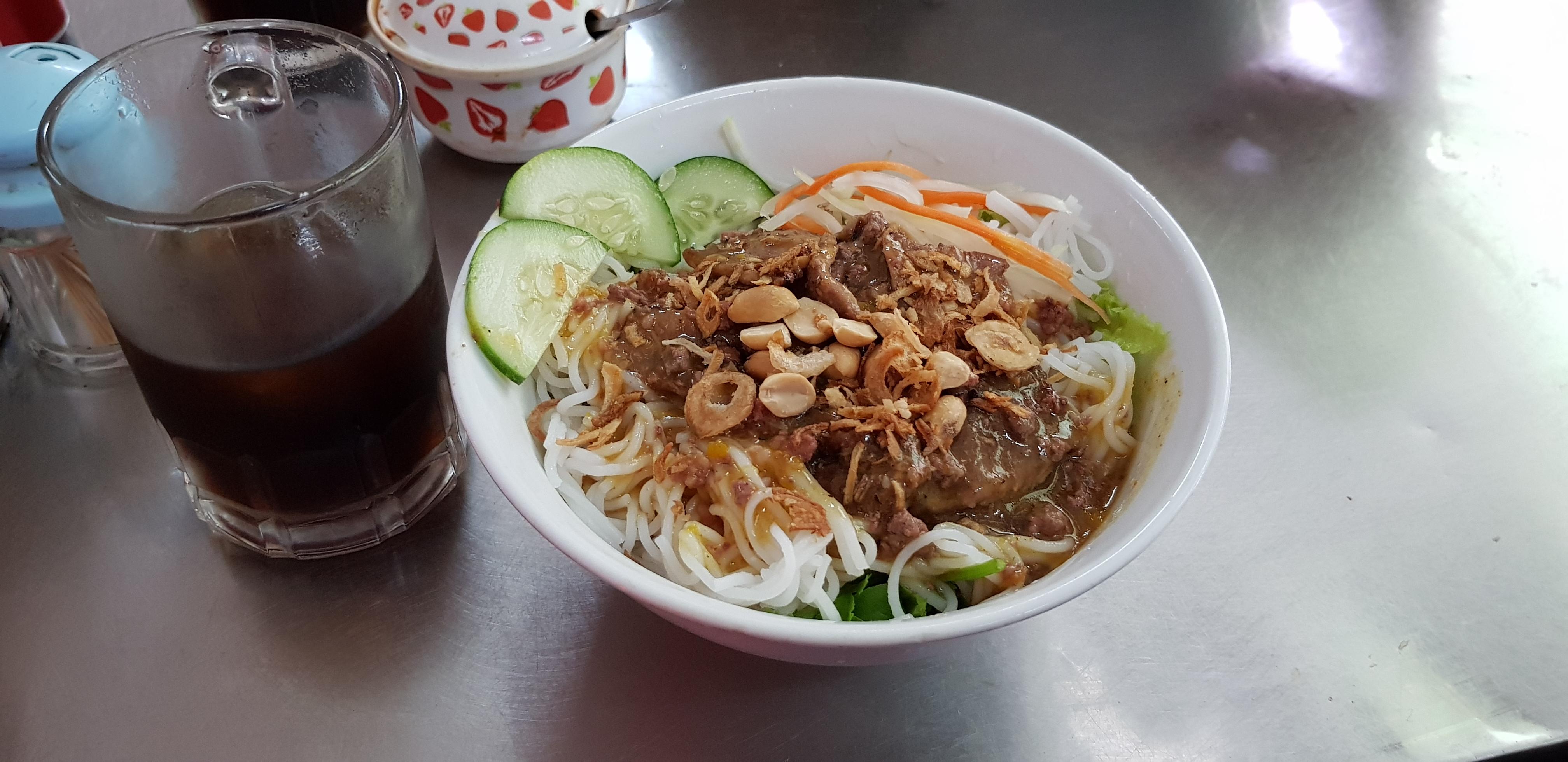 Bún Bò Nam Bộ Bún Bò Xào